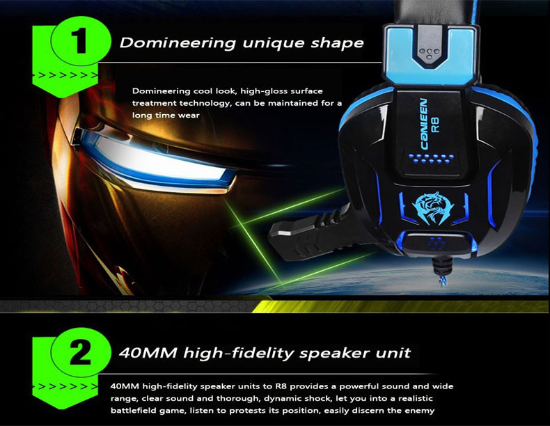 Canleen Stereo Bass Gaming Headphone that are Noise Canceling Canleen Stereo Bass Gaming Headphone that are Noise Canceling HTB1 p7GOFXXXXaWXVXXq6xXFXXXK