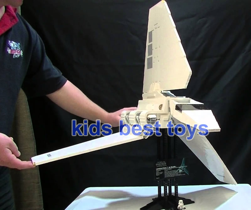 Star Wars Imperial Shuttle 05034 DIY Building Brick Model Toys Boys Gift Same As 10212 star wars boys black