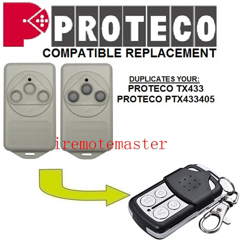 PROTECO TX3,HIT  universal 4 channel remote duplicator PROTECO TX3,HIT  universal 4 channel remote duplicator