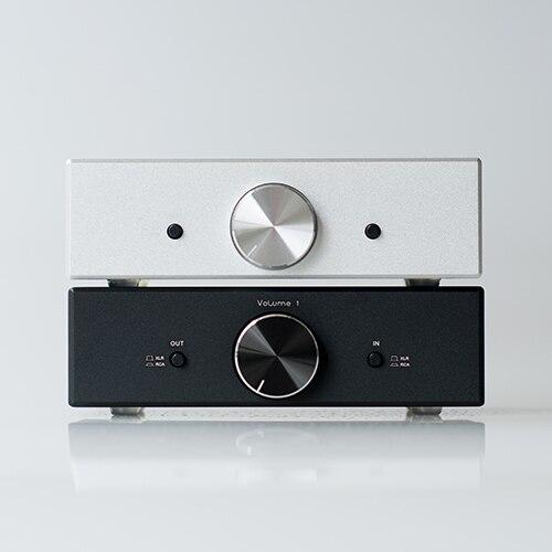 Préamplificateur passif/contrôleur de Volume JAV01 RCA/XLR