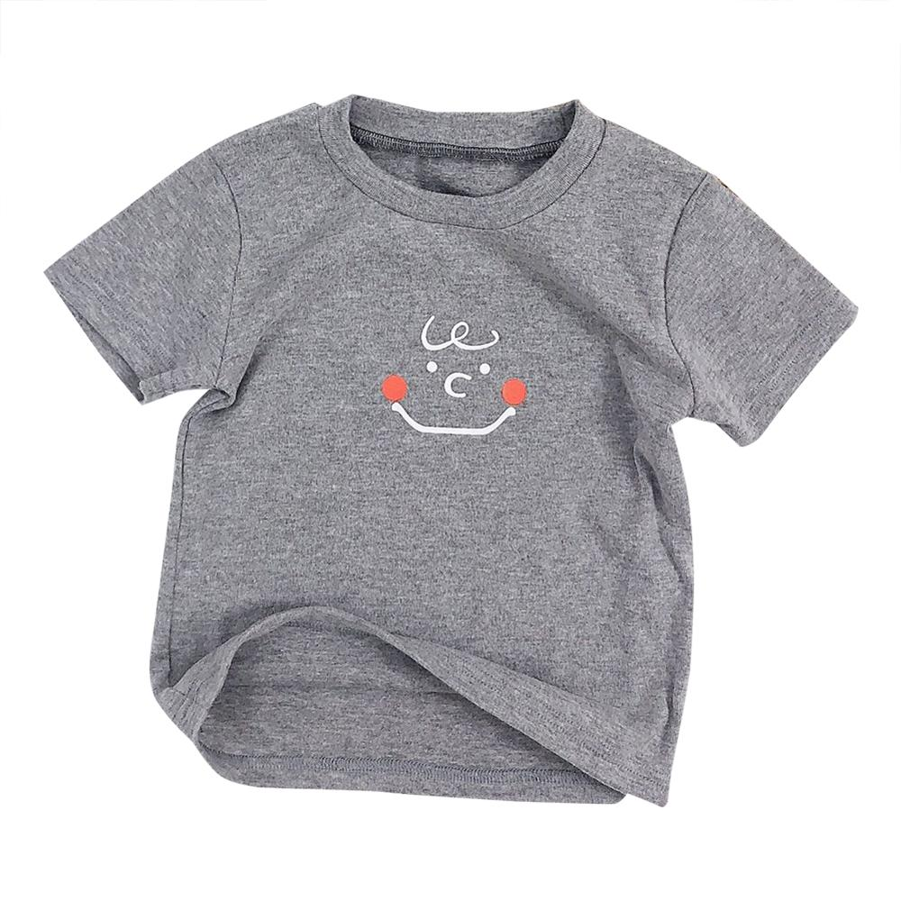 Kids T-Shirts Boys Girl Summer Cotton Cartoon Print T-shirt Tops Blouse Short Sleeve Casual Tee Shirts For Kids