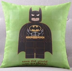 Америка супер герой Супермен Человек паук Железный человек чудо-подушка с изображением Женщины чехлы на диван сиденье бархатное покрытие для подушки наволочка - Цвет: B