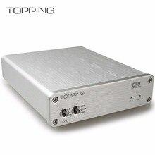 Топпинг D30 DSD аудио декодер USB DAC коаксиальный Оптическое волокно XMOS CS4398 24 бит 192 кГц усилитель