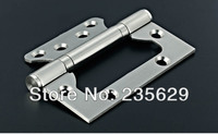 Free DHL FedEx Shipping Antique Brass Or Mirror Finish 201 Stainless Steel Hinges Door Hinge Low