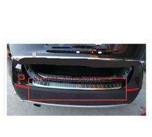 Автомобильные аксессуары пластина для заднего бампера протектор