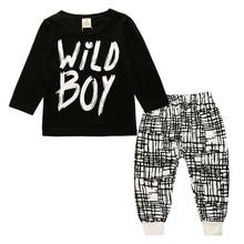 Summer kids clothes sets boy t-shirt+pants suit clothing set Clothes newborn sport suits baby boy clothes children girls clothes
