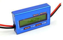 60V 100A RC Watt Meter Digital LCD Display DC Battery Power Analyzer