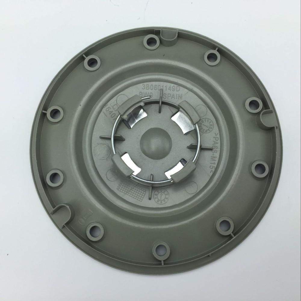 Хромированные колесные колпаки