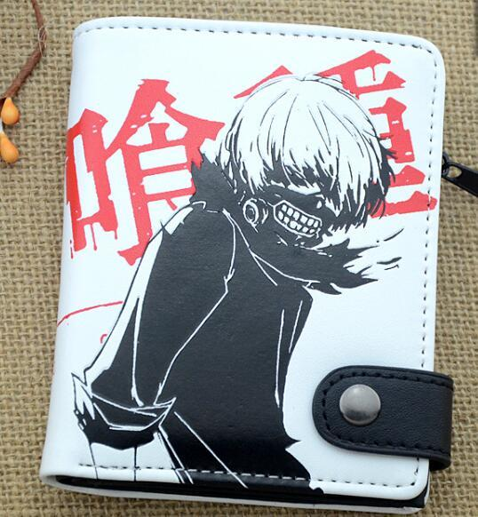 Tokyo Ghoul Buckle Short Wallet