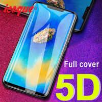 5D verre de protection pour Huawei Honor 8X 8C Play View 20 10 protecteur d'écran pour Huawei P20 Pro P30 Mate 20 Lite verre trempé