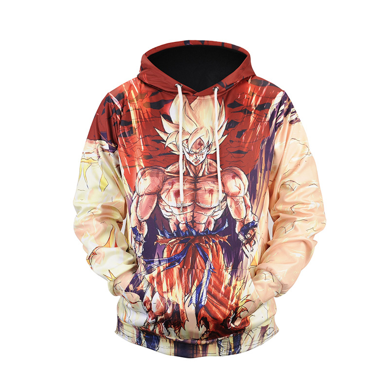 Dragon ball Super Hoodies