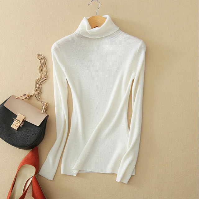 Aliexpress.com : Buy 2017 Autumn Women Cashmere Sweater Fashion ...
