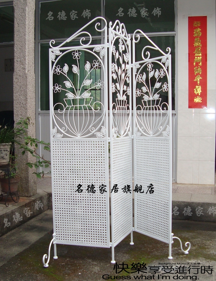 Iron screen iron off rustic compartmentation off screen fashion screen  vintage reredos(China (Mainland - Online Get Cheap Rustic Room Dividers -Aliexpress.com Alibaba Group