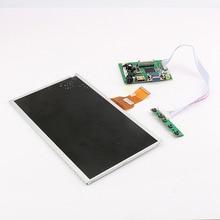 10 pulgadas Pantalla LCD Módulo de Pantalla TFT Shield Frambuesa pi HDMI + VGA Vídeo Tarjeta Driver para Raspberry Pi