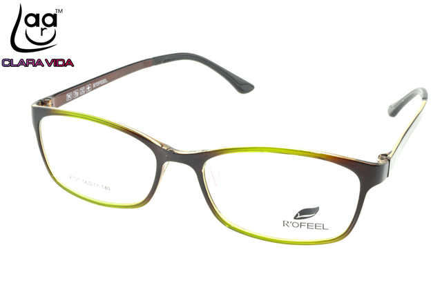 daf29a4bea Verde esmeralda Diseñador Retro Gafas de Marco TR90 ultraligero Por Encargo  Óptico Prescription Miopía Gafas Fotocromáticas
