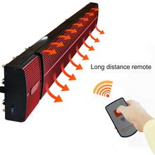 Brand  Jhool infrared radiant JH-NR18-13B  1800W waterproof  switch and remote control used in lobby ,living room, outdoor