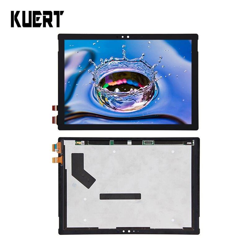 Pour Microsoft Surface Pro 4 Pro4 1724 LCD écran de visualisation Digitizer écran tactile Assemblée Verre + Outils