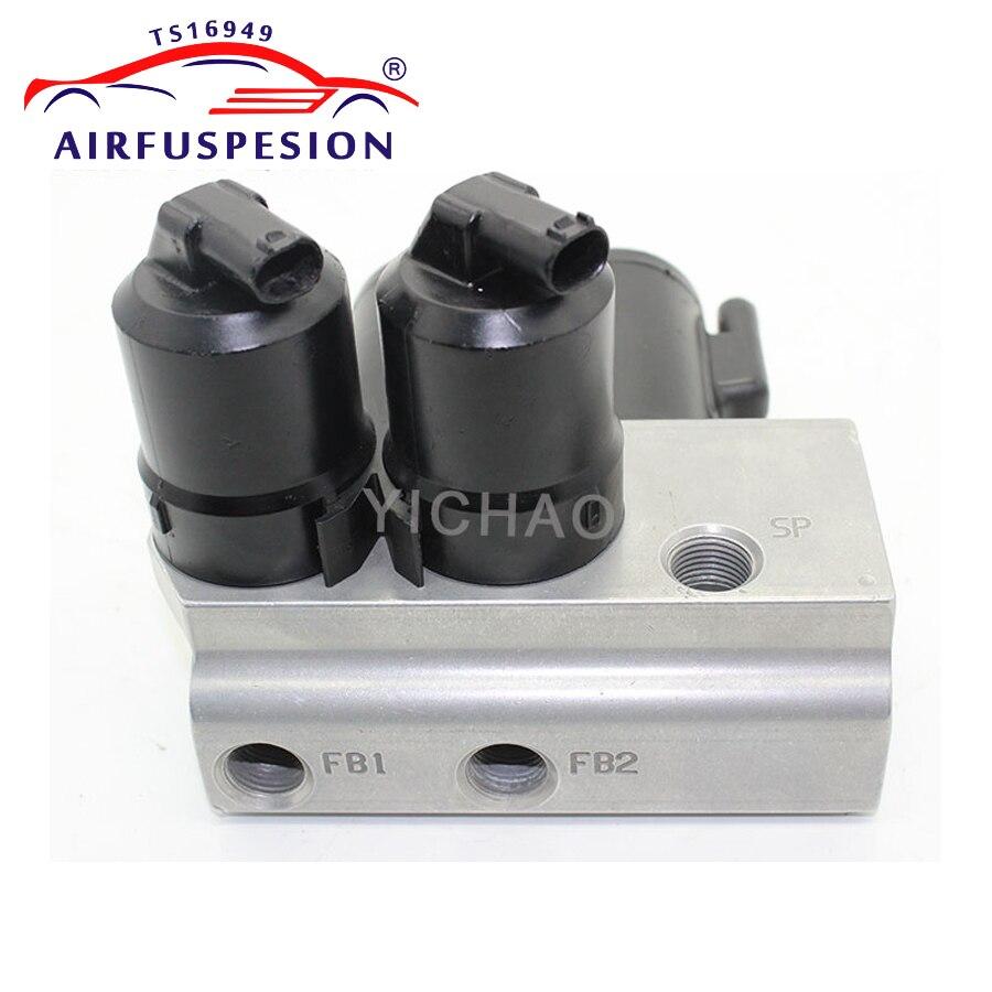 Image 2 - Гидравлический блок клапана ABC для Mercedes W220 W215 CL500 CL55 CL600 S500 S600 2203280031 2203200358blocksblock blockblock valve  АлиЭкспресс