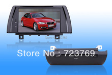 8-inch Car GPS Navigation DVD Radio for BMW E90 E91 E92 E93(2013) with Black DVD