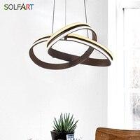 Led Modern Pendant Lighting For Kitchen Lighting Fixture Lamparas Dining Table Lighting Bar Loft Lamp