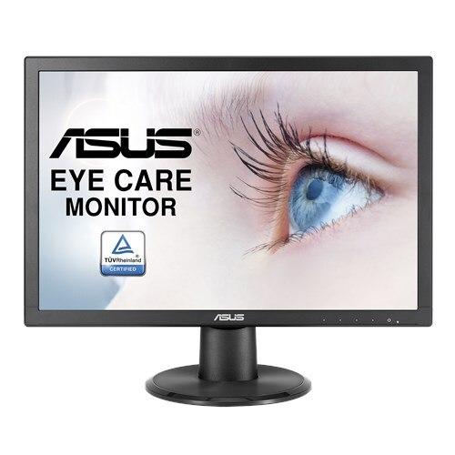 ASUS VA209N moniteur de soin des yeux-19.5 pouces, WXGA +. IPS, sans scintillement, filtre à lumière bleue, Anti-éblouissement