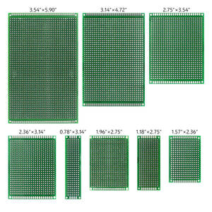 5pieces Universal Breadboard Electronic PCB Circuit Board