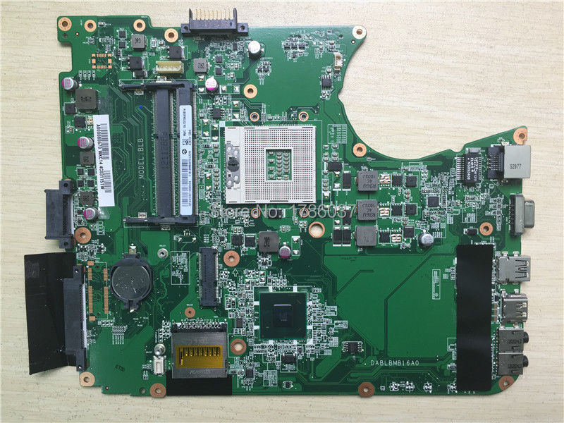 Free Shipping A000080670 DA0BLBMB6F0 DA0BLBMB6A0 for toshiba Satellite L750 L755 motherboard .All functions 100% fully Tested !! free shipping a000241240 for toshiba satellite p70 p70 a p75 p75 a dabdbdmb8f0 motherboard all functions 100% fully tested