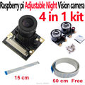 Raspberry Pi Camera Focal Adjustable Night Vision Camera Module for Raspberry Pi 2/3 Model B Raspberry Pi Noir camera