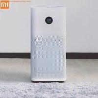 Xiaomi Mi очиститель воздуха 2/s для формальдегида очистки умный бытовой Hepa фильтр Smart App Wi Fi RC Белый Бесплатная доставка