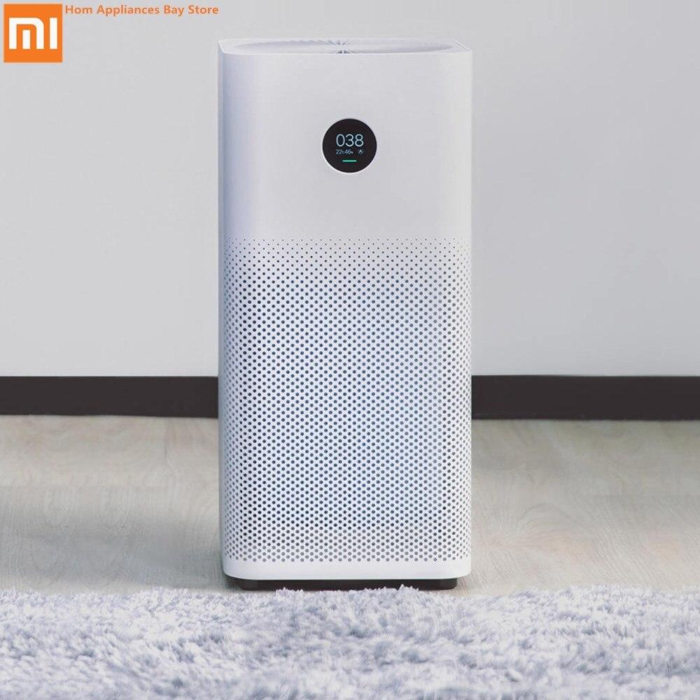Xiao mi mi purificatore d'aria 2/2 s per la pulizia di formaldeide domestico Intelligente Filtro Hepa Intelligente App Wifi Rc bianco di Trasporto libero