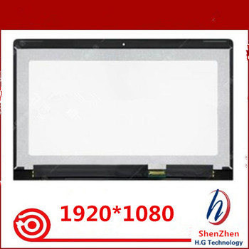 New 13.3''laptop lcd display IPS LQ133M1JW15 FHD lcd assembly with frame for lenovo IdeaPad XIAOXIN air13 pro 1920*1080