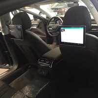 Super Clear Monitor for Audi OEM UI Style 11.8 inch Android Headrest Entertainment System 2PCS