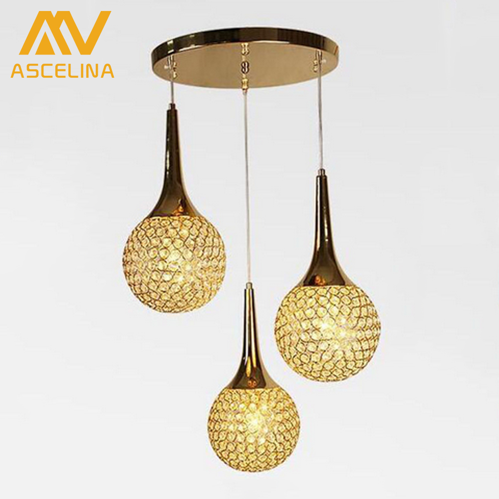 Crystal chandeliers Crystal Light modern K9 crystal chandelier bedroom lamps,dining restaurant clothing store lamp shade MD003 modern crystal chandelier led hanging lighting european style glass chandeliers light for living dining room restaurant decor