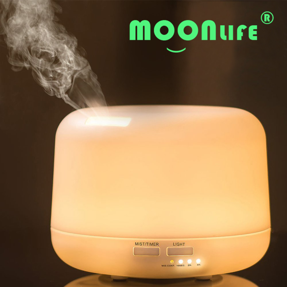moollife 300ml dry protect diffuseur huile essentiel ultrasonic essential oil aroma diffuser air. Black Bedroom Furniture Sets. Home Design Ideas