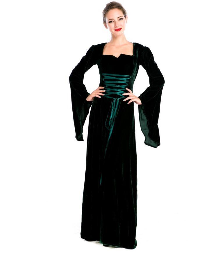 Costumi medievali Manicotto Pieno Jacquard L abito Della Principessa ... d37c6817e123