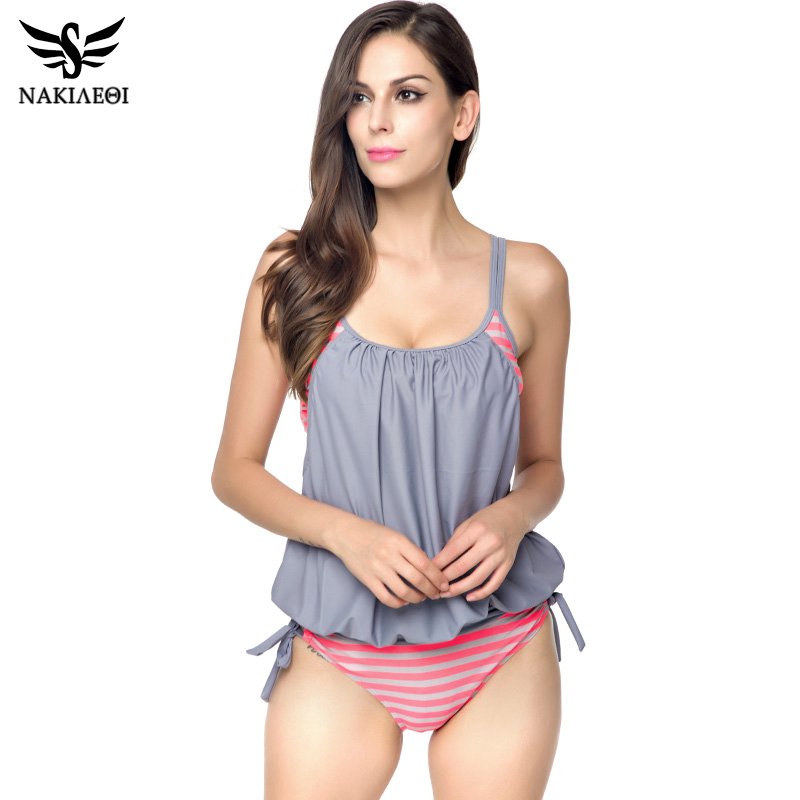 Hula Honey swimwear is perfect for the summer. A day at the beach is no excuse for dull designs. Kenneth Cole's push up options become the obvious choices then for women wanting sophisticated style on the shore. These swimwear options feature elements like bold all-over prints, deep necklines, open backs and subtle stitching.