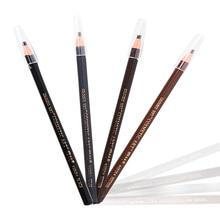 4 հատ / տուփ հոնքերի դաջվածքի մատիտ գեղեցկության սարքավորումներ մշտական դիմահարդարման համար կոսմետիկ պարագաներ մատակարարների մեծածախ վաճառք