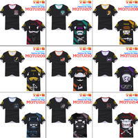 Game Rainbow Six Siege T-Shirt 3D Printing Modal O-Neck Short Sleeve Summer Clothing Women Men Loose Tee Tops