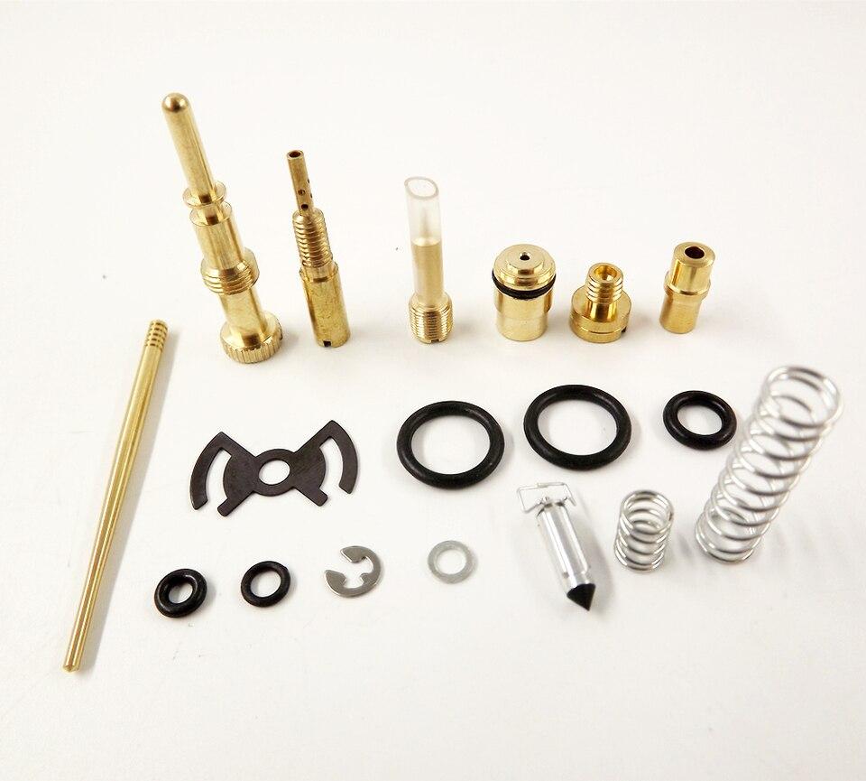 CARBURETOR Carb Rebuild repair Kit For Suzuki LT230GE Quadrunner 1985-1986 230GE