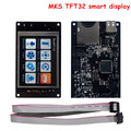 3D Printer parts MKS TFT32 smart controller display 3.2 inch touch screen support APP/BT/editing for smoothieboard