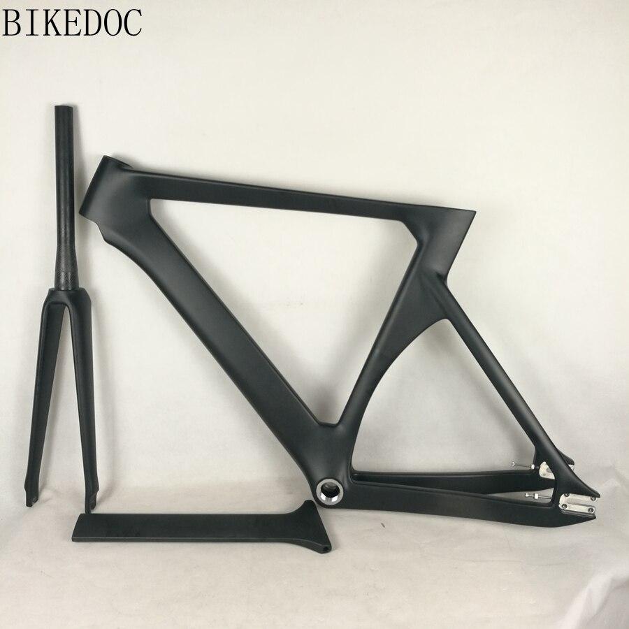 BIKEDOC Kader Route Carbone T700 Carbon fahrradrahmen 700C Fahrrad ...