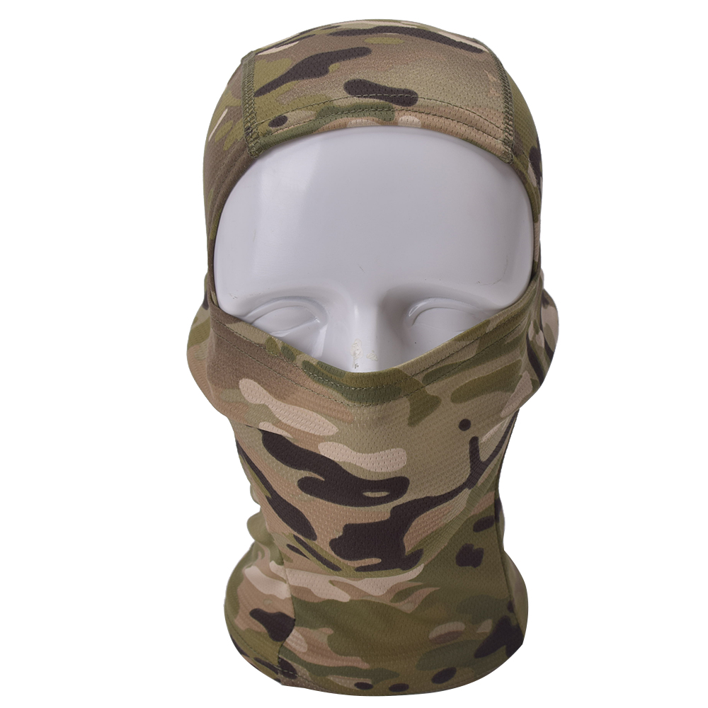 100% Quality Quick-drying Army Tactical Training Hunting Airsoft Paintball Full Face Balaclava Mask Orders Are Welcome. Back To Search Resultshome