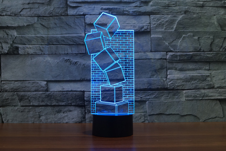 3D Visual Optical Illusion Colorful LED Table Lamp Touch Cool Style Night Light Christmas Prank Gifts Romantic Holiday Cute Creative Gadget (7)