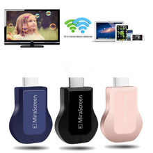 Mirascreen Ota TV Stick Smart TV HD Dongle Nirkabel Dongle Receiver DLNA Airplay Miracast Oneanycasting Tidak untuk Chromecast(China)