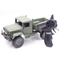 1 16 2 4G RC Military Truck Toy Remote Control Cars Remote Control Truck Rock Crawler