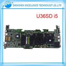 U36sd u44sg u44s für asus laptop motherboard mit i5 cpu hohe qualität