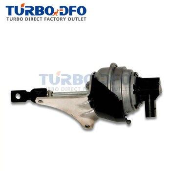 Garrett 757042-5014 s Turbo Elektronische Antrieb Turbolader für Seat Altea Leon Toledo III 2.0TDI 170HP 125Kw BMN BMR KAUFEN BUZ-