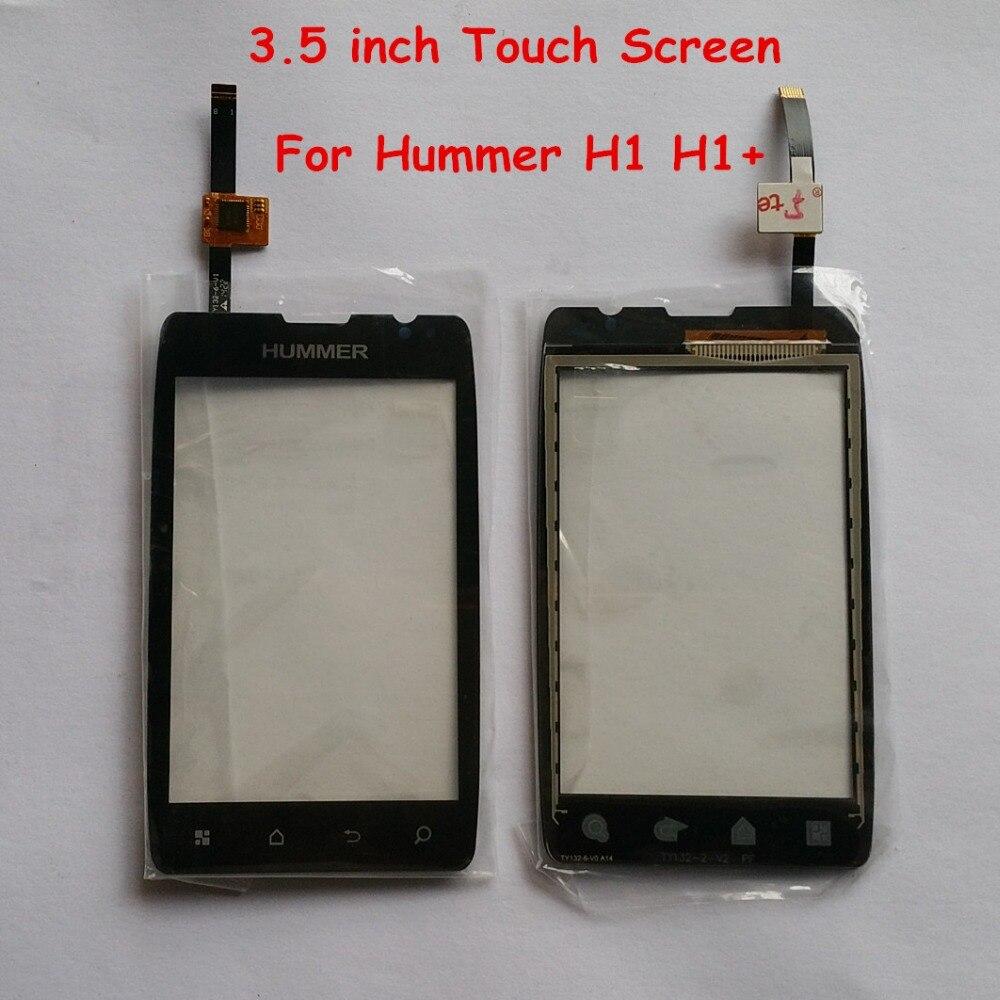 imágenes para En Stock de piezas de Repuesto Originales 3.5 pulgadas de Pantalla Táctil de Cristal Para HUMMER H1 H1 + Teléfono Inteligente