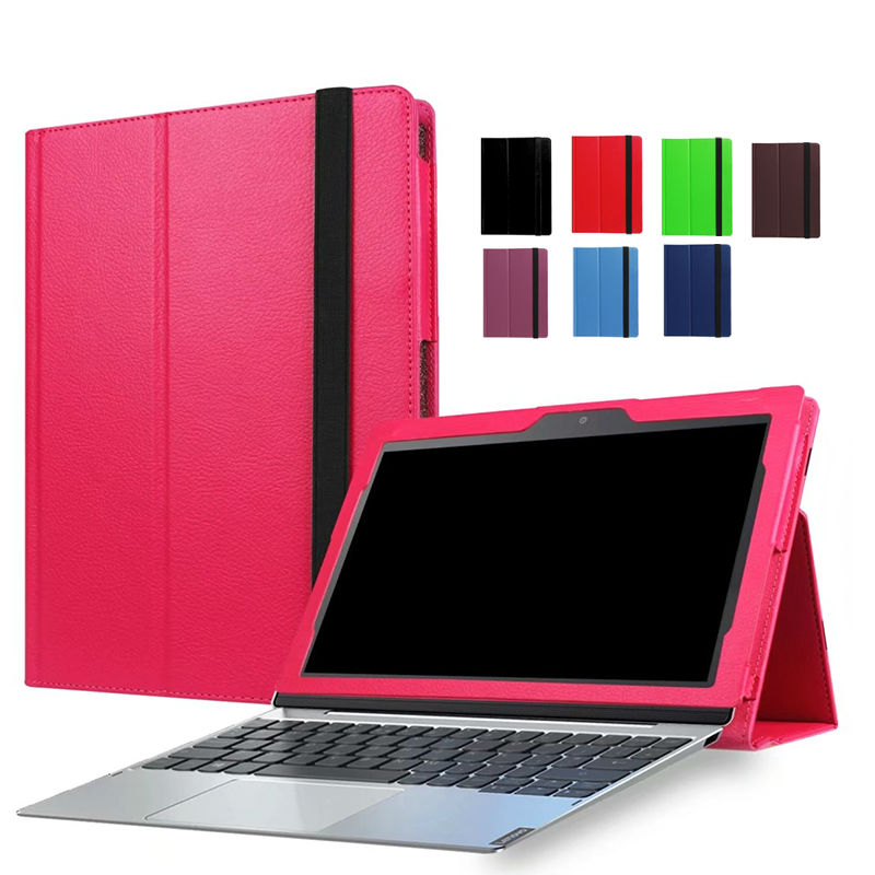 For Lenovo Miix 320 Tablet Leather Case Cover 10 1 Slim Stand Funda Protective Skin For