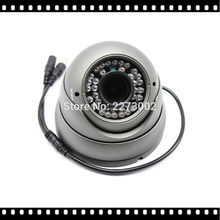 HKES Varifocal 2.Eight-12mm CCTV Analog HD AHD 720P/960P/1080P 2MP Vandalproof Out of doors Surveillance CCTV Metallic IR Dome AHD Digital camera
